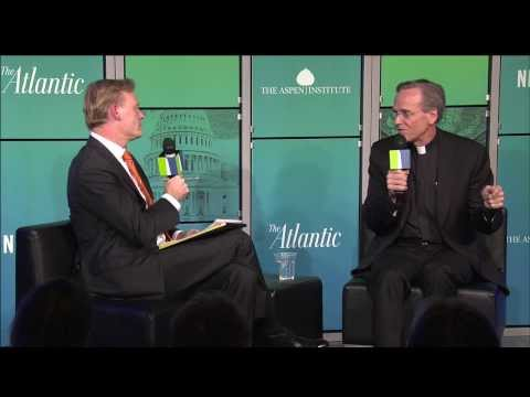 Fr. Jenkins at The Atlantic's Washington Ideas Forum