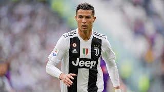 Cristiano Ronaldo wins the Juventus April MVP award with EA Sports!
