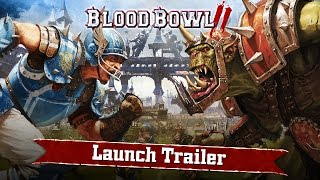 Blood Bowl 2 - Launch Trailer