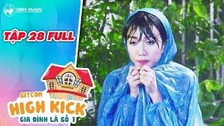 Gia đình là số 1 sitcom | tập 28 full: Diệu Nhi cắn răng dầm mưa quyết đòi tiền Phi Phụng