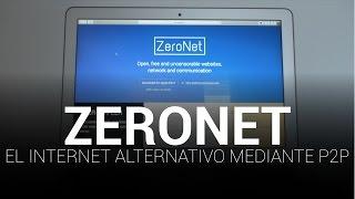 Zeronet, el internet alternativo mediante P2P