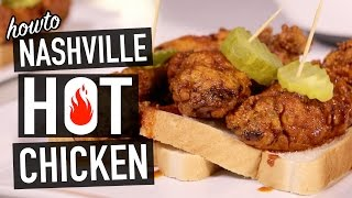 DIY NASHVILLE HOT CHICKEN