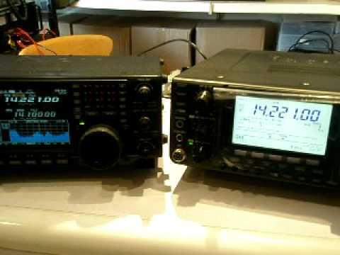 Icom 756 Pro3 vs IC7410 RX quality