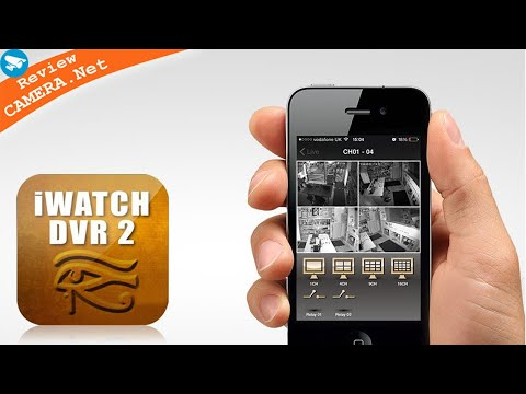 Hướng Dẫn Cài Đặt Phần Mềm SoCatch Một Version Mới Của IWATCH DVR Trên Điện Thoại Android