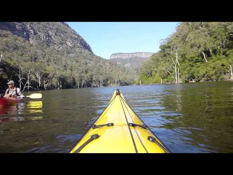 07.Kayak Paddle-Kangaroo Valley-15/16.1.14