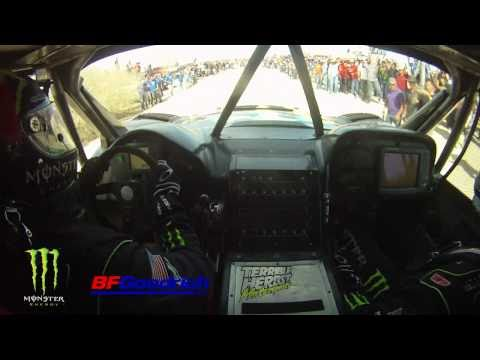 Monster Energy / Terrible Herbst Motorsports San Felipe 250 2011