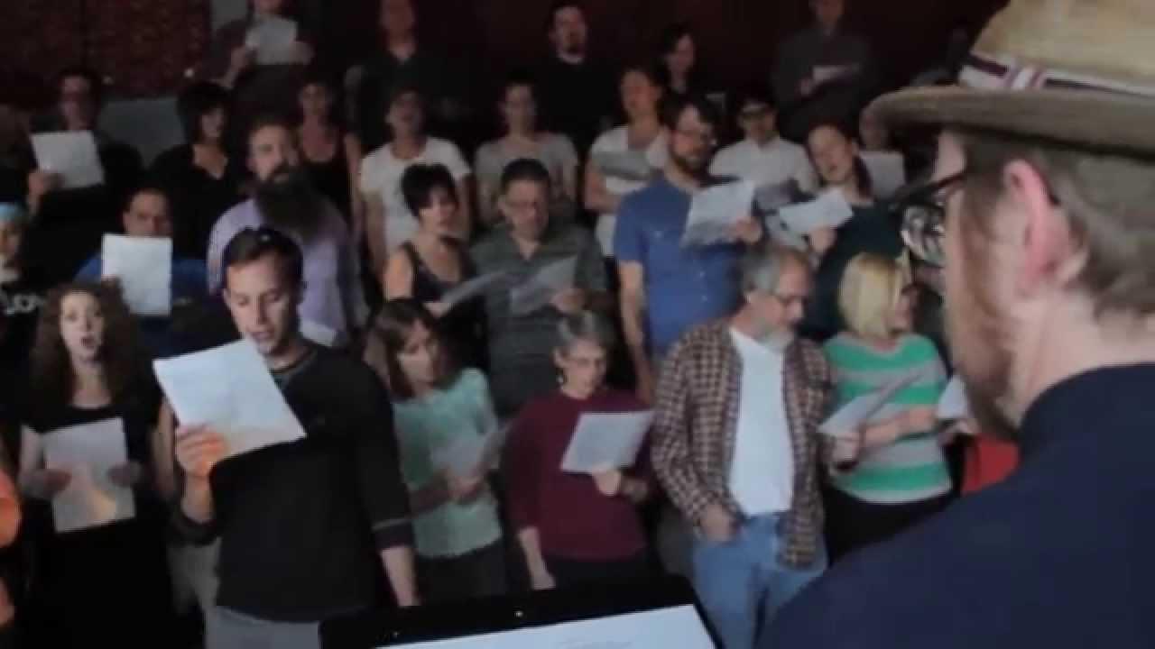 PopUp Chorus – Paper Planes