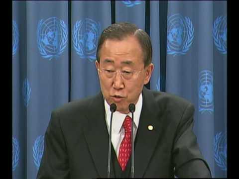 MaximsNewsNetwork: UN BAN KI MOON AFGHANISTAN, IAEA IRAN, CLIMATE CHANGE, GOLDSTONE