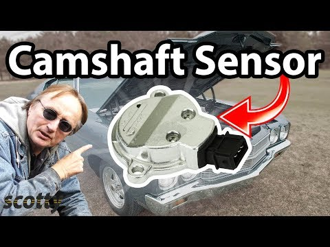 How to replace a camshaft position sensor in your vehicle.