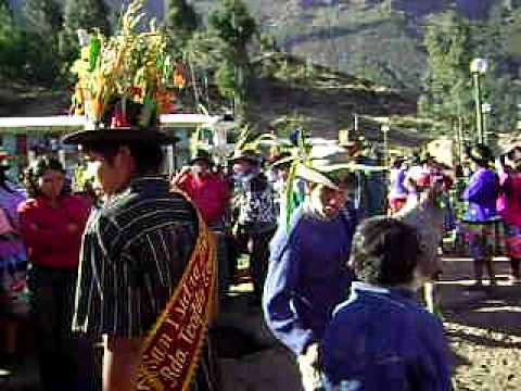 Chacolla - Yapuy 2008 fiesta tradicional - juego de toros