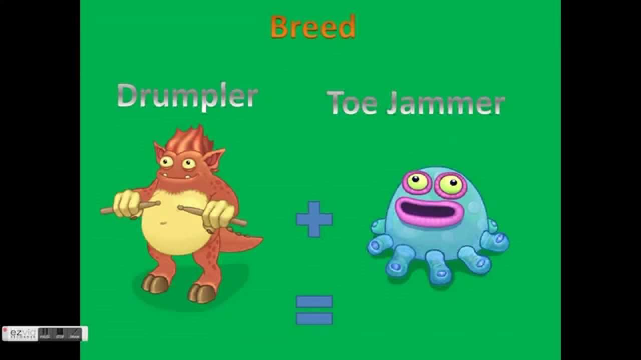 My singing monsters how to breed a t-rox - YouTube
