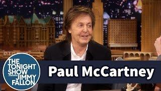 Paul McCartney's Favorite Ringo Starr Songs