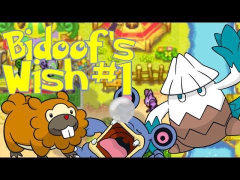 Bidoof's Wish, Part 1 - Pokémon Mystery Dungeon: Explorers of Sky