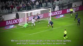 Juventus-Atalanta 2-1 20/02/2015