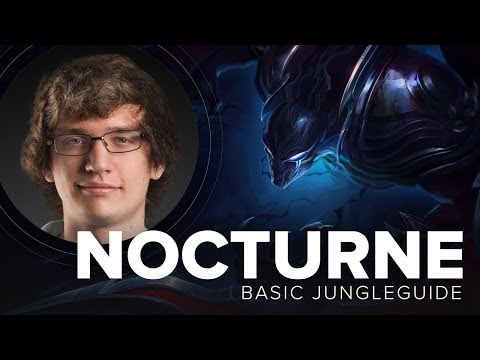 Nocturne Jungle Season 5 Guide by Meteos   League of Legends