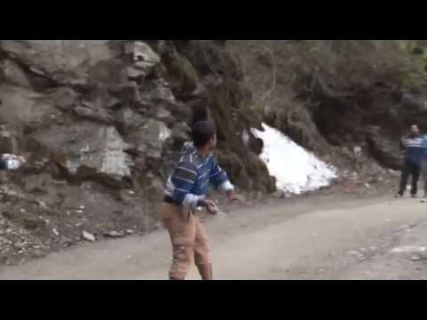 Mountain Biking,  Snow Play at Jalori Pass, Kullu, Himachal Pradesh by Jagdeep Mankotia