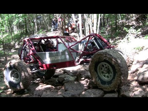 SUPERCHARGED SILENCER BUGGY AT HAWK PRIDE
