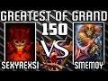 Smite Greatest of GrandMasters 150 Cupid vs Anhur