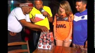 Alterosa Esporte sorteia ingressos para o Trof�u Tel� Santana nos bares do Botecar
