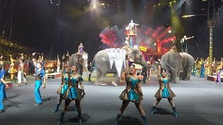 Highlights from Ringling Bros. Circus Xtreme 2015 tour