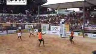 Footvolley