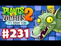 Plants vs. Zombies 2: It's About Time - Gameplay Walkthrough Part 231 - Zomboss Dragon Fight! (iOS)