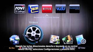 Como Conectar Un Reproductor Blu-ray 3D A La Red Alambrica