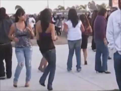 Bailando Chilenas - Del estado de Oaxaca