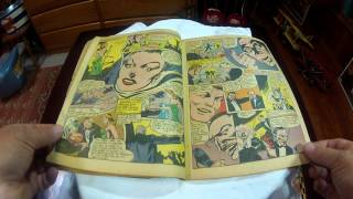 raw file Zip Comics #30. a golden age gem from WW2! 960hd file! view on youtube.com tube online.