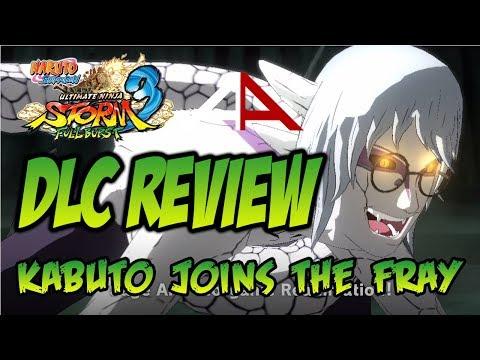 Naruto Shippuden: Ultimate Ninja Storm 3 Full Burst REVIEW  PC/PS3/XBOX