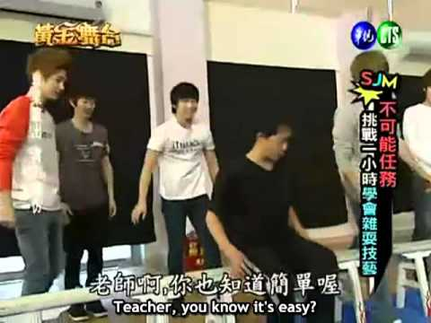 [Eng Sub] Golden Stage - Super Junior M (1/4)