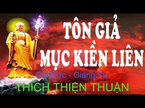 Thích Thiện Thuận 2015 - Tôn Giả Mục Kiền Liên (Thuyet Phap Moi)