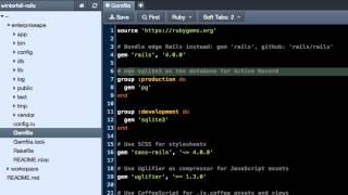 Clique para Assistir - Deploying a Ruby on Rails Application to Heroku