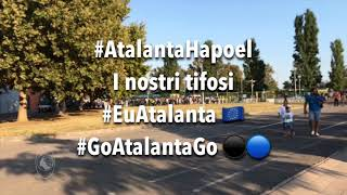 Q3 Preliminari UEL Atalanta-Hapoel Haifa, i tifosi nerazzurri
