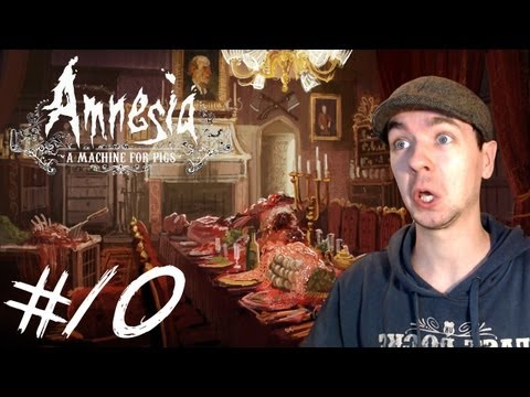 Amnesia: A Machine for Pigs - Part 10 | LONDON'S BURNING | Gameplay Walkthrough