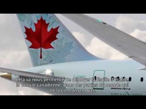 Le Boeing 787 d'Air Canada - Un Nouveau Chapitre
