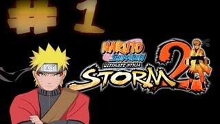 Detonado Naruto Ultimate Ninja Storm 2 Bem Vindo Naruto