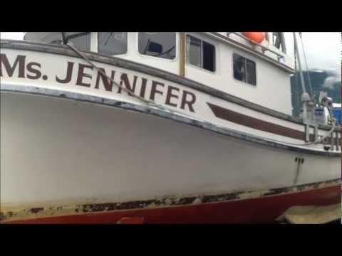 Fishing Ms. Jennifer 2012