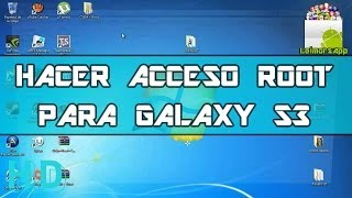HACER ROOT A SAMSUNG GALAXY S3 I9300 VERSION 4.3 DE