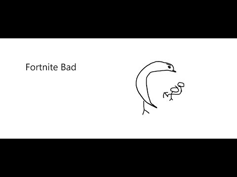Trolling people in fortnite because i dont like them