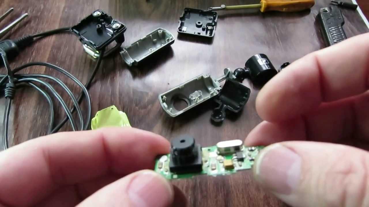 Ремонт веб камеры своими руками