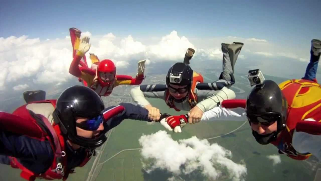 How common are skydiving accident deaths? Not very. - The ...