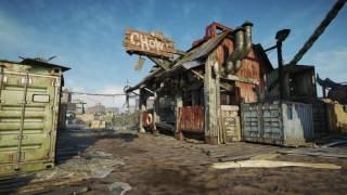 Gears of War 4 - Drydock Multiplayer Map Flythrough