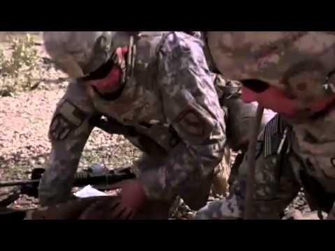 Sự tàn khốc của chiến tranh qua clip nhạc
