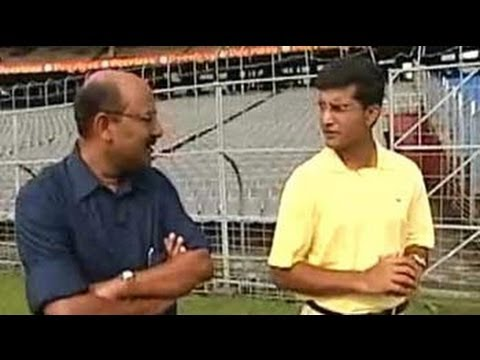 Walk The Talk: Sourav Ganguly (Aired: Octorber 2002)