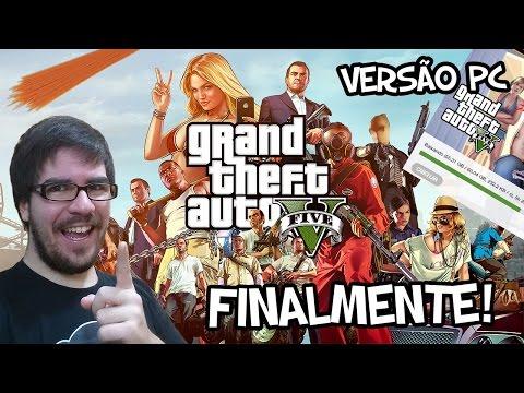 GTA V, FINALMENTE... mais ou menos!