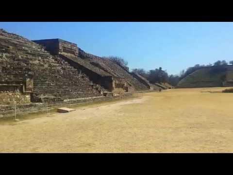 Monte Albán, Ruinas Arqueológicas Cultura Zapoteca en Oaxaca