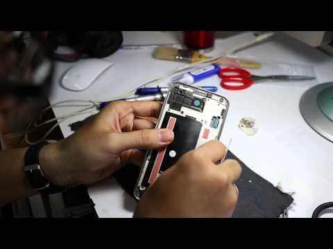 Bung máy Samsung Galaxy S5
