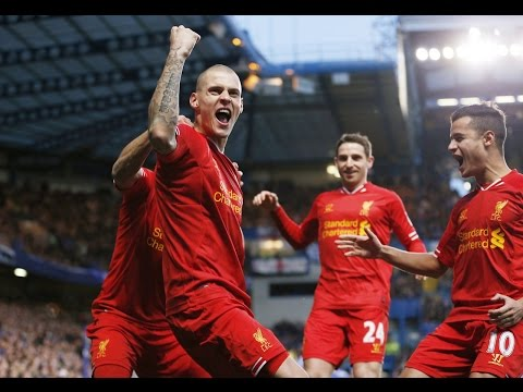 Liverpool Counter Attacking 2013-14
