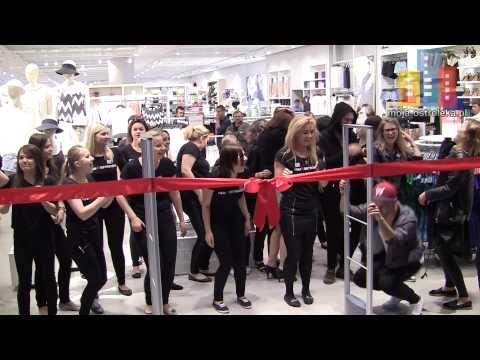 Otwarcie H&M w Galerii Bursztynowej w Ostrołęce